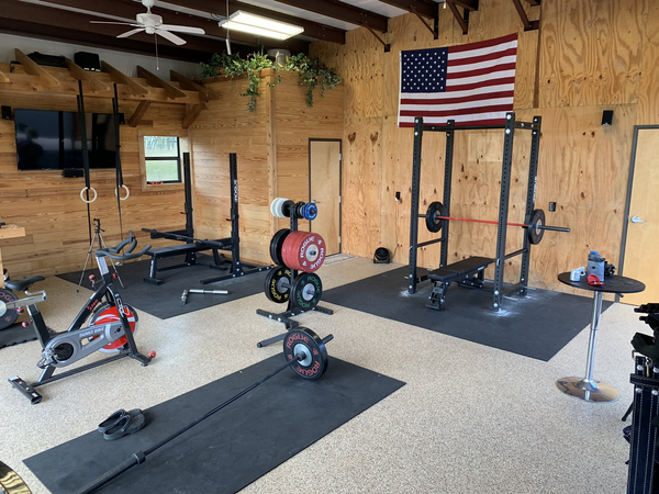 The Sovereign Lifter: Building your home gym